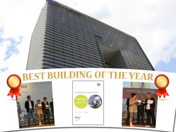Prize - Best building of the year